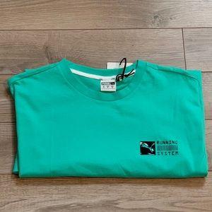 Puma Shirts   Running System Shirt